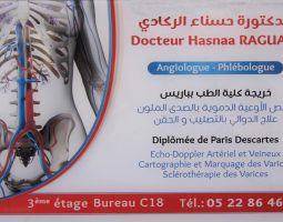 Dr Hasnaa Raguadi
