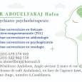 Dr Hafsa Abouelfaraj